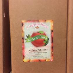 Jus de pommes Cubi 5L
